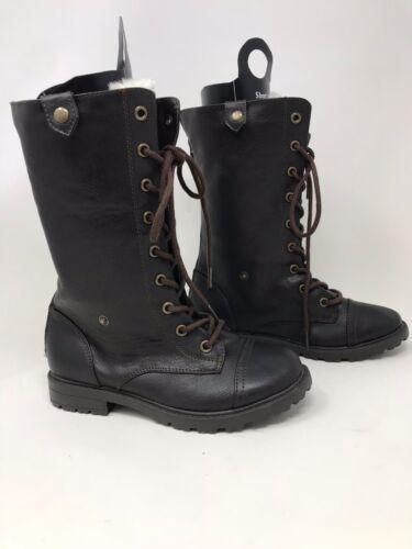 Youth Brown S36 Girl/'s NEW Bongo 66520 Selena Convertible Fashion Boots