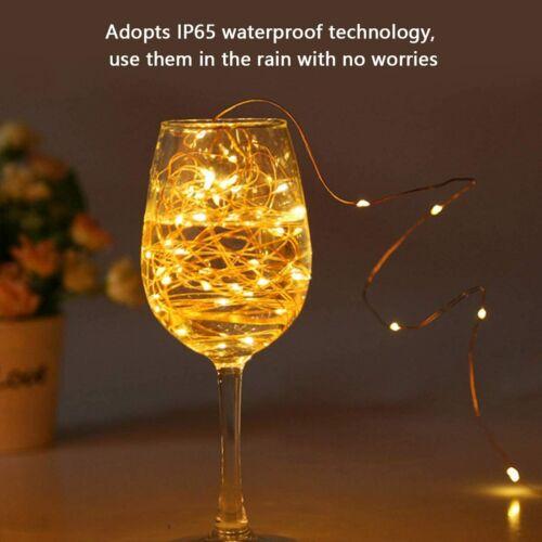 Solar String Lights Outdoor 200LED 72FT Solar Fairy Lights IP65 Waterproof