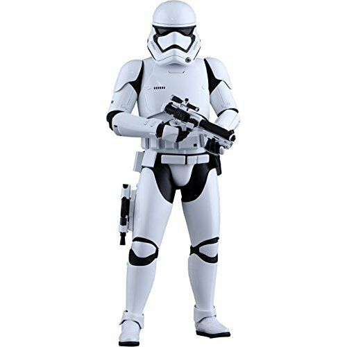 NEW Movie Masterpiece STAR WARS FIRST ORDER STORMTROOPER 1/6 Figure Hot Toys