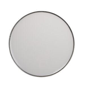 white banjo head skin polyester film skin for banjo banjolele snare drum parts ebay. Black Bedroom Furniture Sets. Home Design Ideas