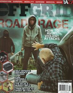 RECOIL  OFFGRID  Issue # 41   Road Rage   2021