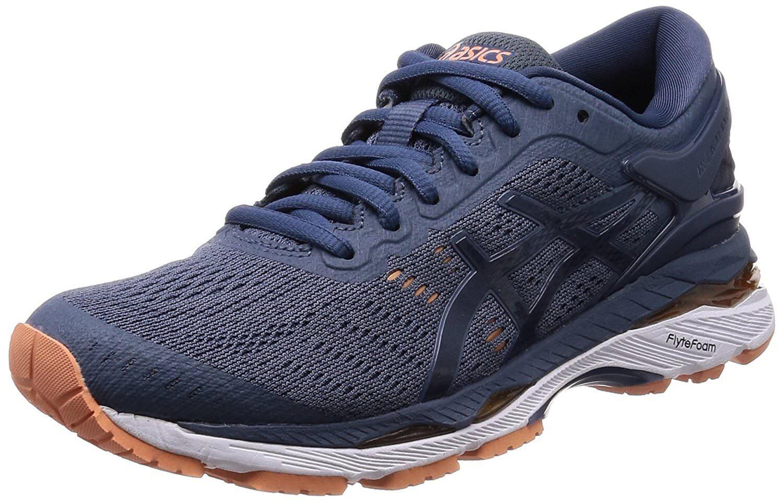 ASICS Chaussures de running Lady Gel-Kayano 24 TJG758 bleu foncé US6.5 (23.5 cm)