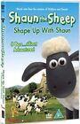 Shaun The Sheep Shape up With Shaun - DVD Region 2