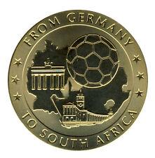 SÜDAFRIKA - Fussball-Weltmeisterschaft 2010 - DEUTSCHLAND - ANSEHEN (12578/610N)