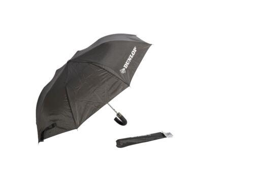 Dunlop Gents//Femmes//Hommes//Femmes Noir Parapluie Compact CLASSIC BROLLY automatique