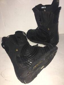 Womens-Burton-Emerald-Snowboard-Boots-sz-5-Black-Snow-Board-eu-35