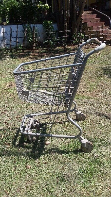Used Shopping Carts from R400 each