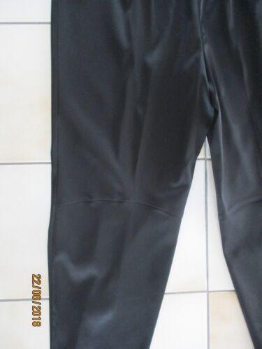 leggermente elastico U. LUCIDO era € 129,95 Pantaloni di Basilea Main NERO neu//50 handelsp
