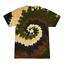 Tie-Dye-Kids-T-Shirts-Youth-Sizes-Unisex-100-Cotton-Colortone-Gildan thumbnail 3