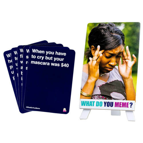 What Do You Meme Card Game Basic Bitch Expansion Pack