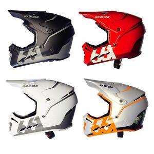 661 Reset Full Face Helmet 2018 Downhill Mountain Bike Mtb Bmx Dh