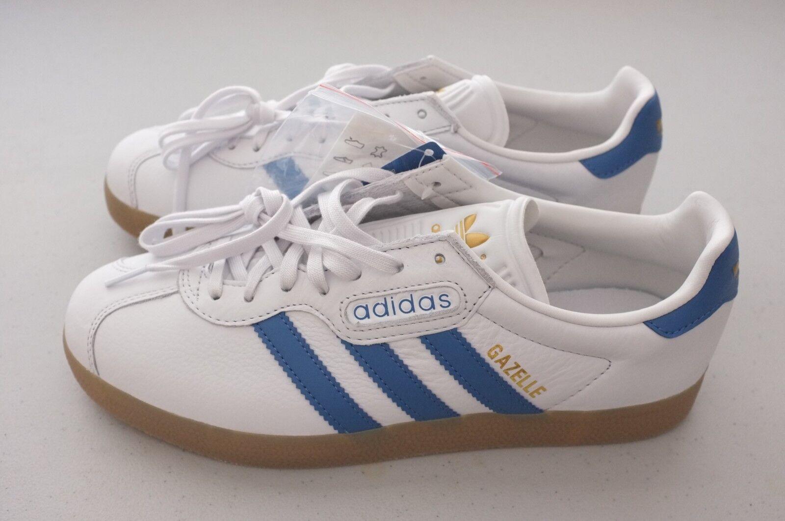 Neue adidas - turnschuhe, weiße schuhe mens originale gazelle
