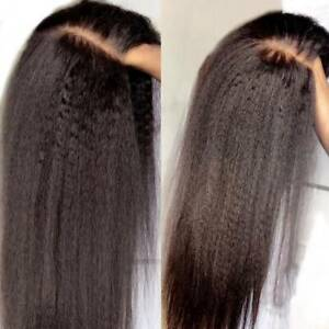 Yaki-Kinky-Straight-360-Lace-Front-Wig-100-Brazilian-Human-Hair-Wig-Glueless-6K