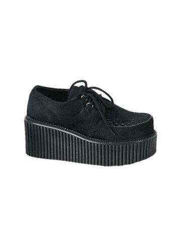 Demonia CREEPER-202 3 Inch Platform Creeper Women/'S Size Shoe