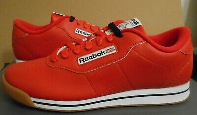 Reebok Princess Techy Red//White//Gum DV5097 Womens Shoes Comfortable Sneakers