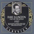 1937 by Duke Ellington & His Orchestra (CD, Mar-1993, Classics)