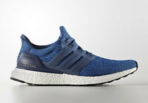 low priced b71e8 2419d Details about NEW Adidas Ultra Boost 3.0 Collegiate Navy BA8844 Men Size  limited