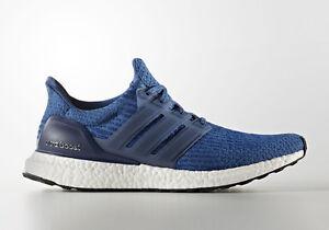 c47e7b3c507 NEW Adidas Ultra Boost 3.0 Collegiate Navy BA8844 Men Size limited ...