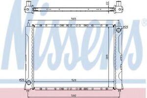 642161-Nissens-Radiateur-Refroidissement-Moteur-Remplacement-GRD140-GRD931