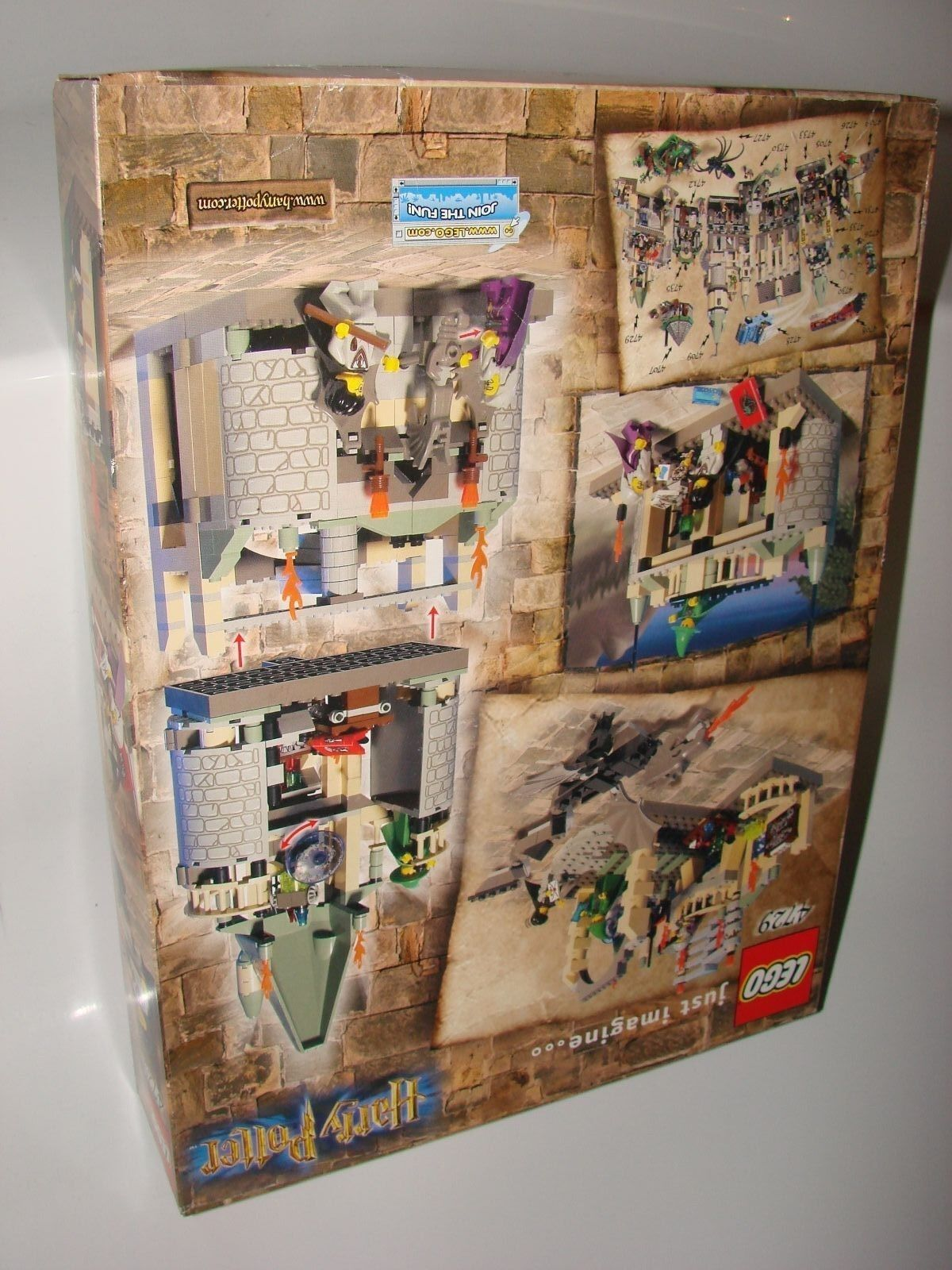 LEGO® LEGO® LEGO® Harry Potter 4729 Dumbledores Büro NEU OVP_ Dumbledore's Office NEW MISB f8f37c
