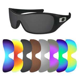 e8bcbe2f138 Image is loading Polarized-Replacement-Lenses-for-Oakley-Antix-Sunglasses- Multiple-