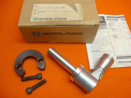 New Pepperl /& Fuchs NJ 2-D-US-2.062-BHM Proximity Sensor NJ2DUS2.062BHM Prox