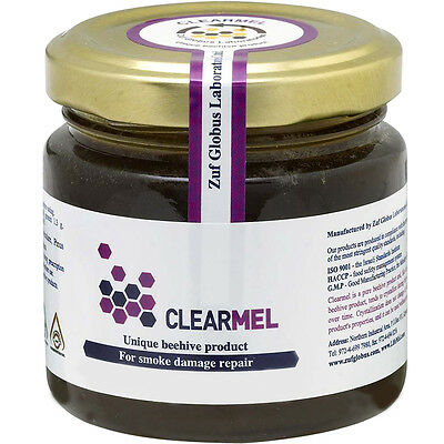 ClearMel Medicinal Honey for Repair of Damage caused by Smoking (654092)