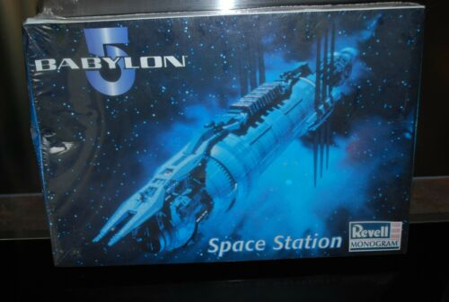 Revell Maquette Babylon 5 Space Station 1998 Neuf/boite Scellee New/box