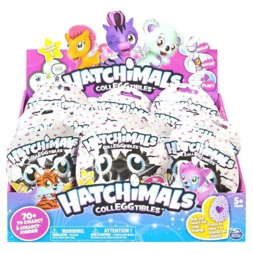 Hatchimals CollEGGtibles  6034128 Display 15 Figuren Serie 1 #brandtoys