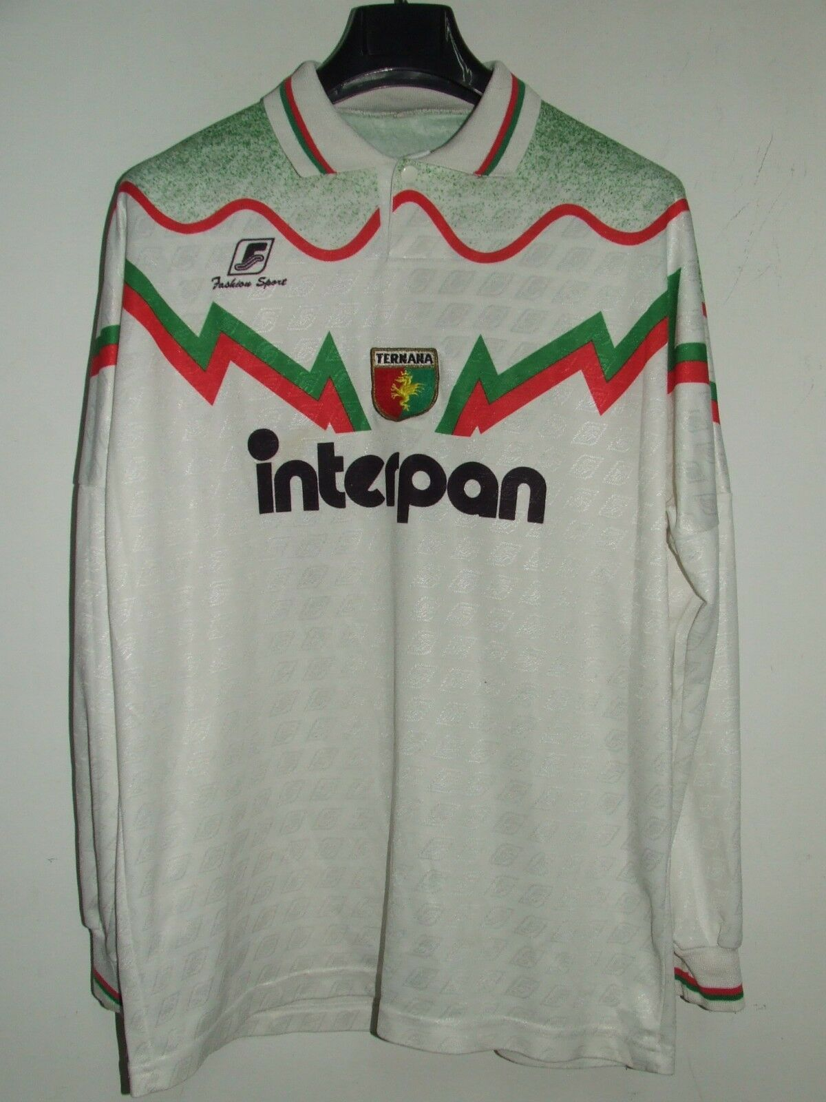 Fußballtrikot TRIKOT matchworn MAILLOT CAMISETA matchworn TRIKOT Ternana Calcio Nr11 90'S f56908