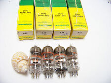 1 AMPEREX 6J4 Vtg Radio Stereo Vacuum Tube OEM Replacement Part NOS NIB