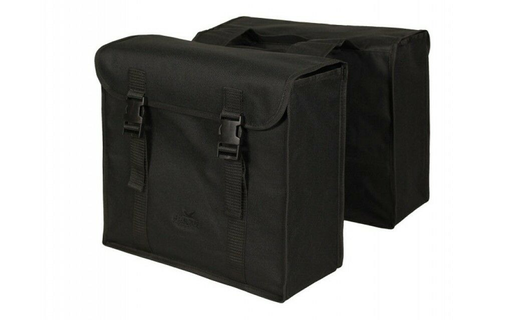 Bicicleta Bolsa Maletero  Portaequipajes Doble Greenlands black 34 Litros  fast delivery and free shipping on all orders