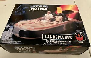 Star Wars Power of the Force Landspeeder - Kenner 1995
