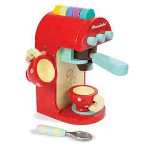 Image Is Loading Wooden Toy Coffee Machine By Le Van
