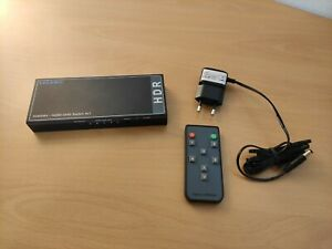 Ligawo-3090064-HDMI-Switch-5x1-HDR-bis-zu-4Kx2K-60Hz-UHD-4K-HD-TV-Umschalter