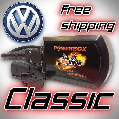 1.6 2.0 CHIP TUNING VW PASSAT B6 TDI CR Power ChipBox Diesel XRaceMode 35HP