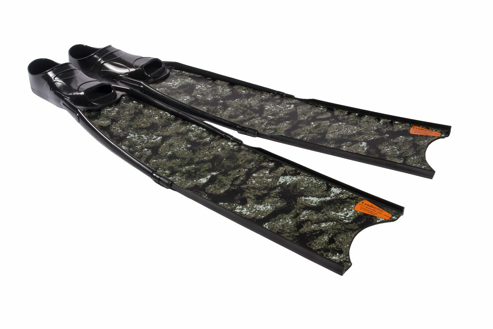 Leaderfins Neo Carbon Freediving and Spearfishing Stereofins