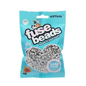 HAMA Bügelperlen Perlen 1000er 3000er Bastelperlen in vielen gemischten Farben