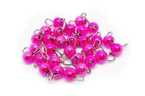 Metallic-Pink Tungsten Cheburashka 1,5 g