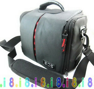 Camera-Case-Bag-for-Canon-DSLR-Rebel-T3i-T1i-T2i-XSi-EOS-1100D-1000D-60D-5D-600D