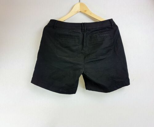 Details about  /New J Jill Black Brushed Twill Shorts All Sizes