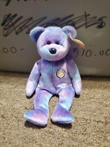 Ty Beanie Babies Clubby IV The Bear with Tag