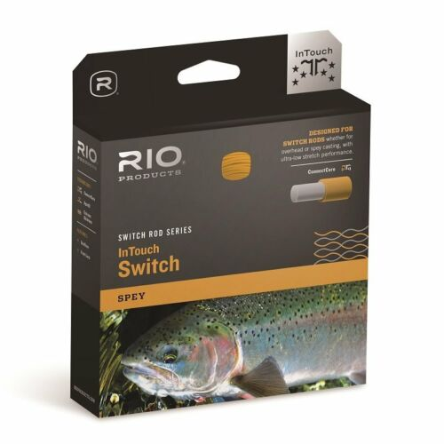 #3 WEIGHT FLOATING SWITCH FLY LINE NEW RIO IN TOUCH SWITCH CHUCKER 275 GR