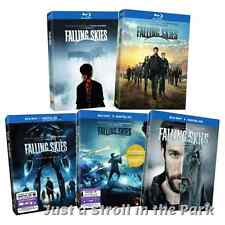 Falling Skies: Complete SciFi TV Series Seasons 1 2 3 4 5 Box / BluRay Sets NEW!