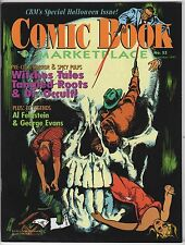 Comic Book MarketPlace #53 (Pre-Code Horror,Spicy Pulps & EC Comics issue )  NM