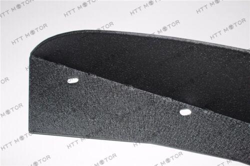 07-17 Jeep Wrangler JK Stubby Rock Crawler Metal Front+Rear Fender Flares 4pcs