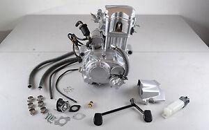 Zongshen-250cc-Motor-Engine-Wasserkuehlung-mit-Rueckwaertsg-ZS167MM-ATV-Quads