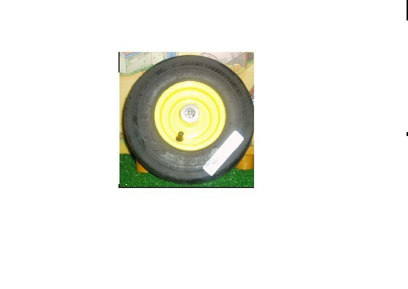 De 2 capas Tubeless Asamblea John Deere am101589, Ariens 01588100, 07100124 (8551)