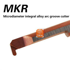 Integral Alloy Small Diameter Internal Cut Arc Groove Knife Mkr 4 5 6 R05 R1mm