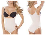High Waist Firm Control Marboston Colombian Body Shaper Suit Panty Faja 12005